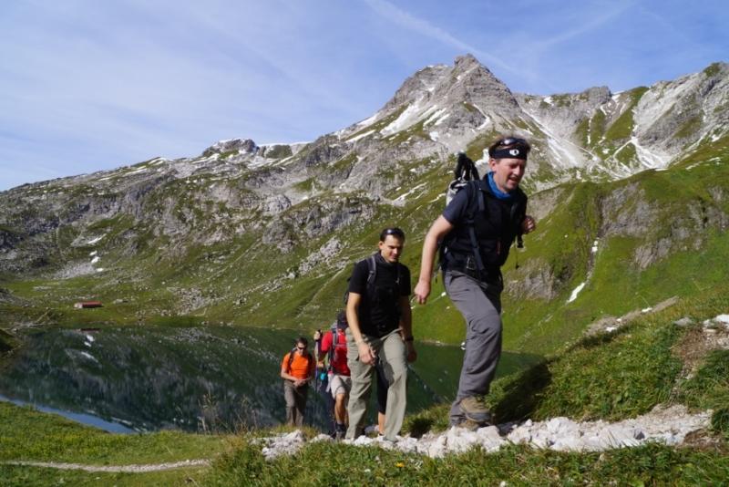 Wanderführer werden